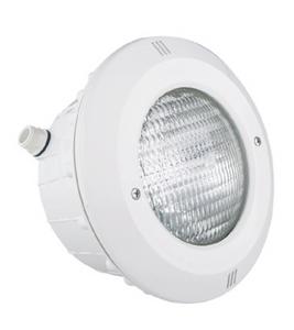 Bilde av PAR56 V1 LED LAMPE + NISJE ABS/RVS FRONT HVITT/RGB LYS